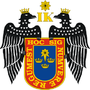 Escudo diseñado por la Municipalidad de Lima