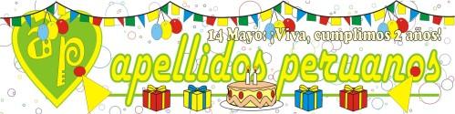 14 de mayo: Cumplimos 2 años
