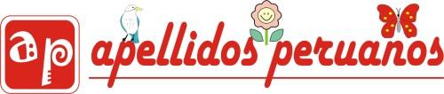 Logotipo de setiembre de Apellidos Peruanos