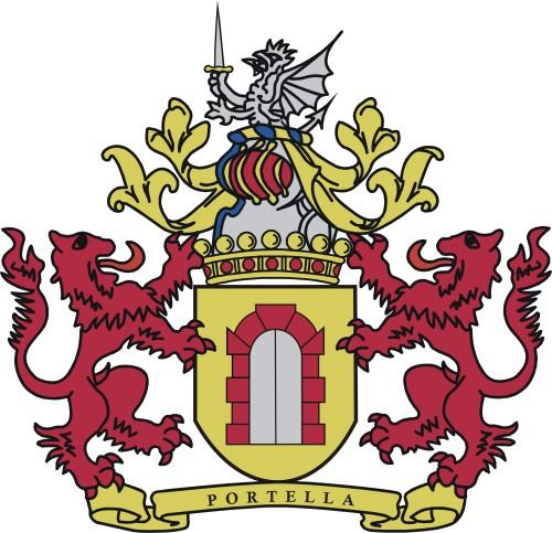Escudo de Armas de la familia peruana Portella
